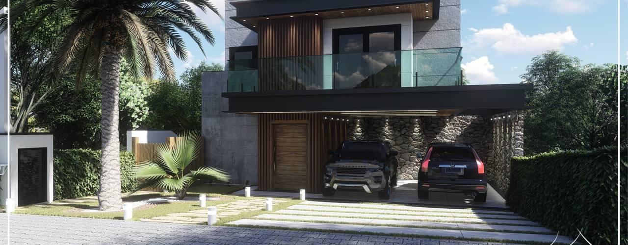 Condomínios  por Juan Jurado Arquitetura & Engenharia,