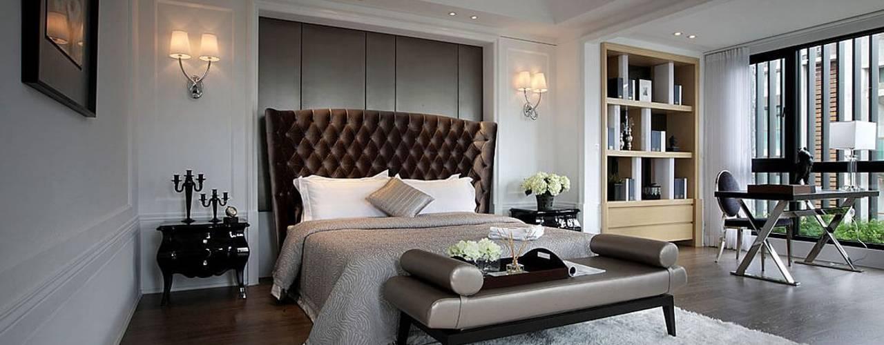 美式新古典風格設計 根據 大桓設計顧問有限公司 古典風