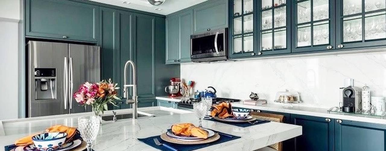Cocina Charm Petroleo FLORENSE HogarArtículos del hogar