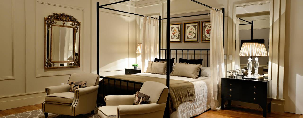 Home Decor J|B: Quartos pequenos   por Carolina Fagundes - Arquitetura e Interiores,Clássico