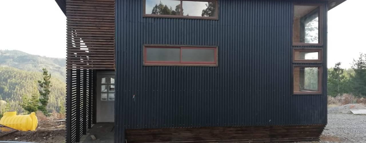 Casa Las Yuntas de Buchupureo de MS Arquitectos Moderno