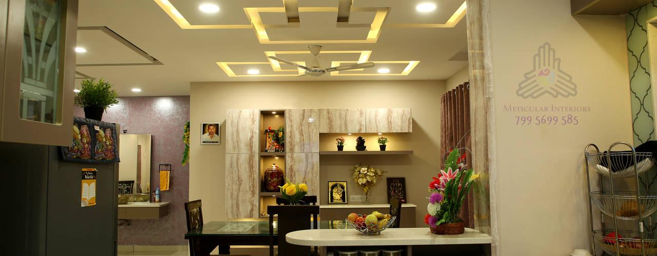 Meticular Interiors LLP Kitchen