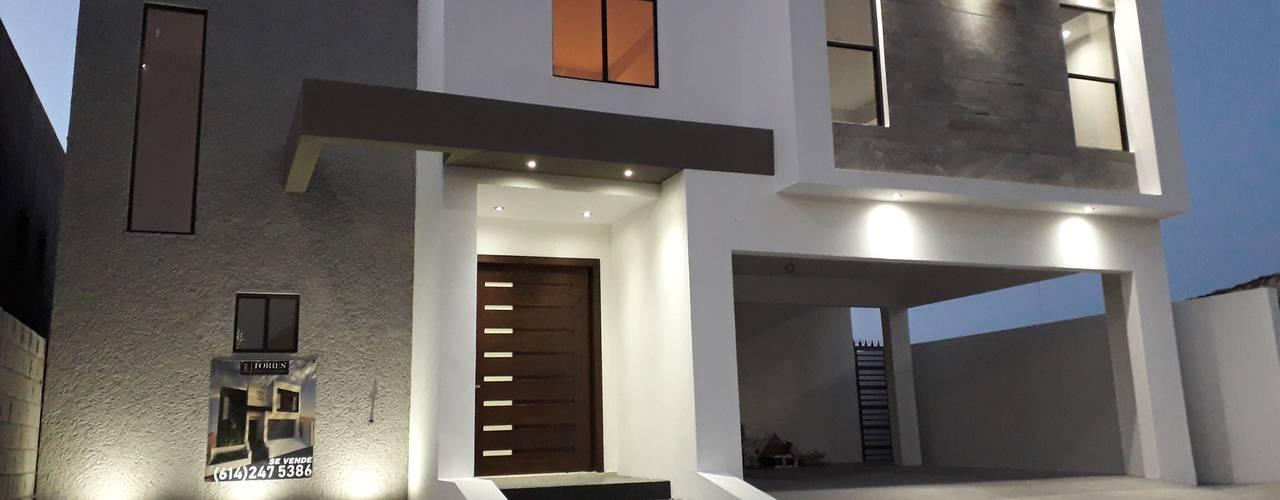 Casa Asturias Casas modernas de Torres Construcción & Diseño Moderno