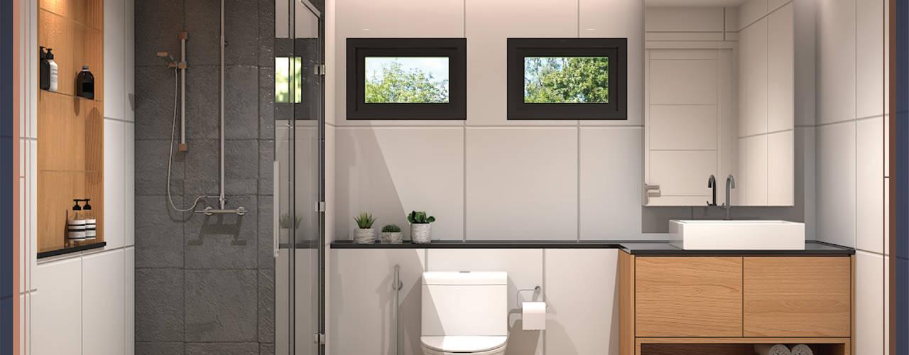 บ้านสร้างเอง ท่าข้าม พระราม 2 BAANSOOK Design & Living Co., Ltd. ตกแต่งภายใน