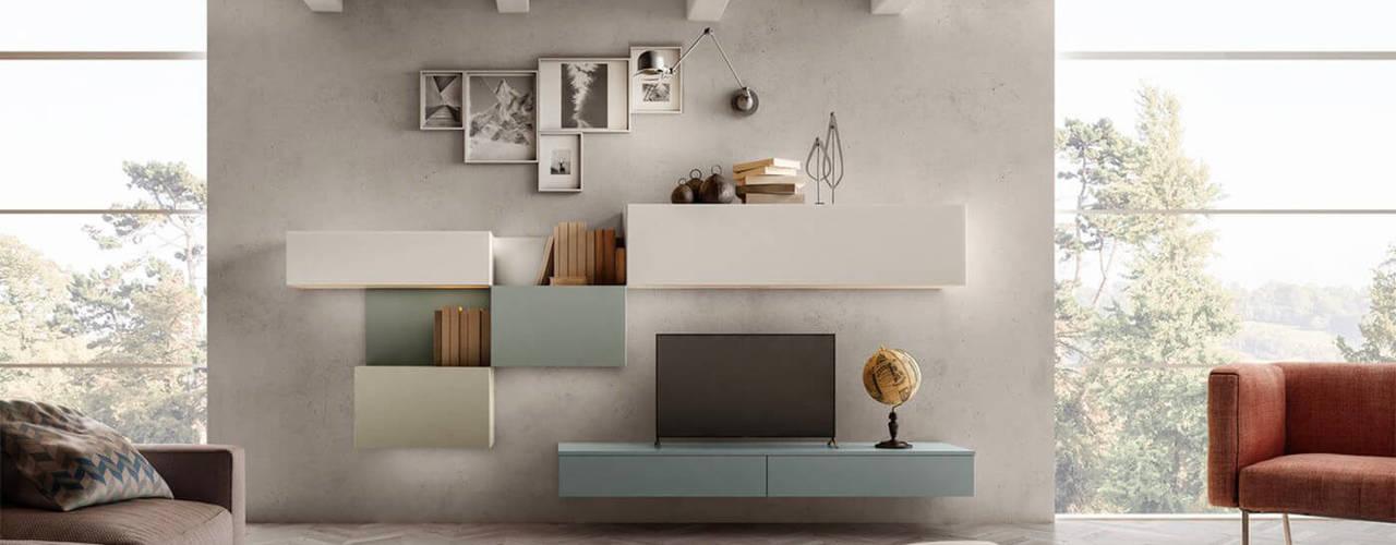 L&M design di Marelli Cinzia Modern dining room
