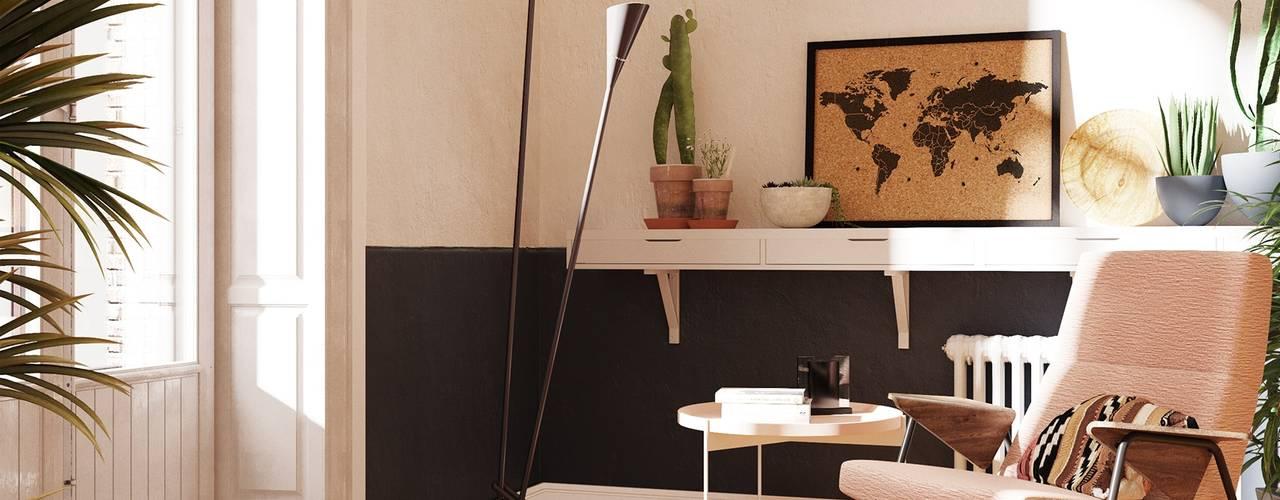 Ufficio di Go4cork Moderno