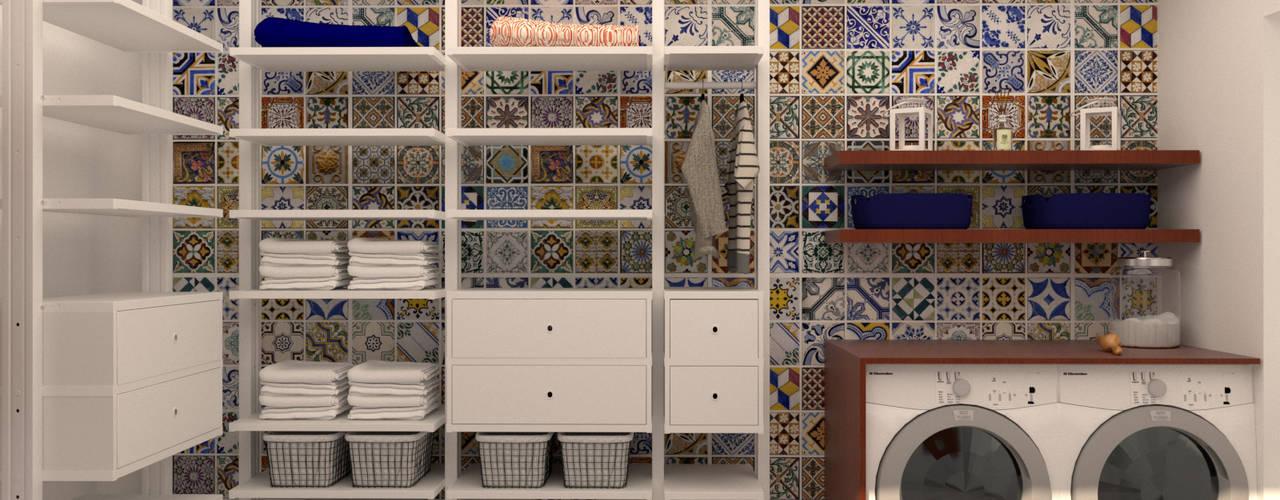 Laundry Room Filipa Sousa Interior Design CasaAcessórios e Decoração