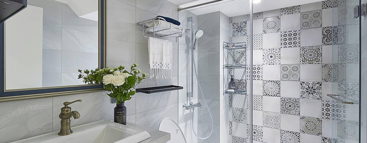 禾廊室內設計 Classic style bathroom