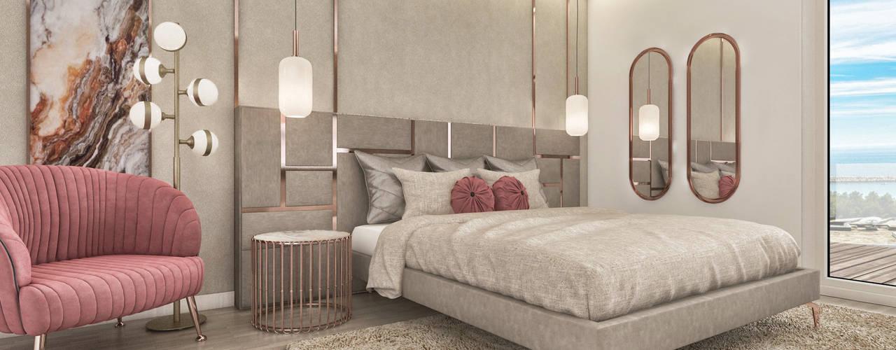 Design de Interiores para Moradia de Luxo - Sesimbra por Glim - Design de Interiores