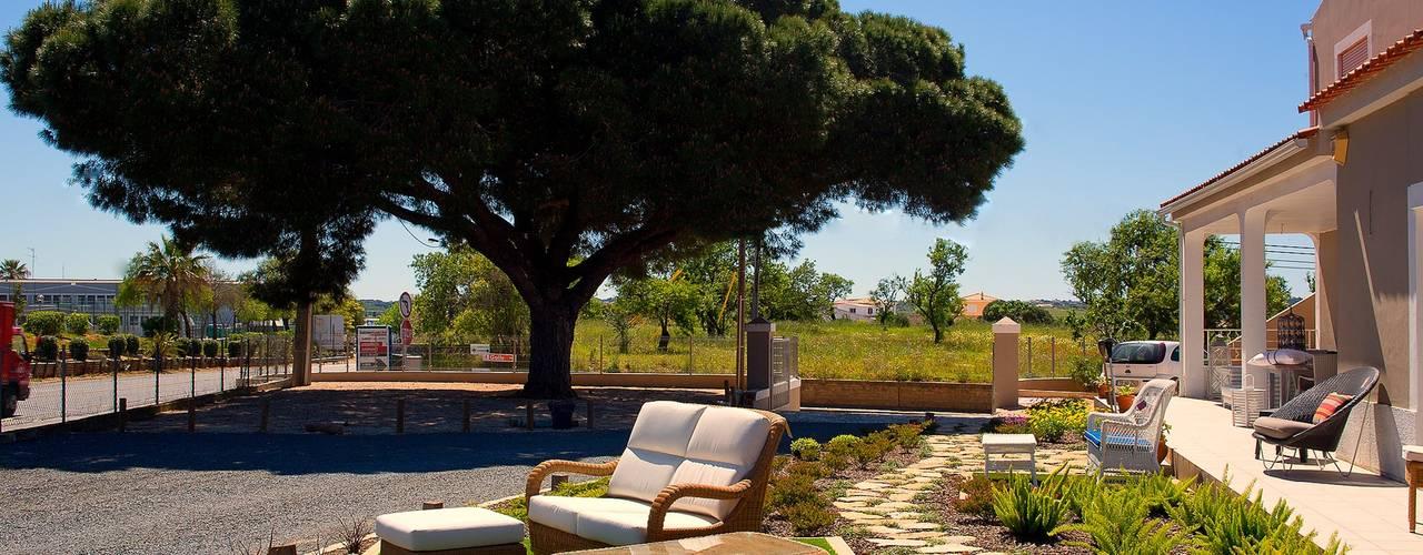 Jardíssimo - Taroca, Lagoa Jardins modernos por Jardíssimo Moderno