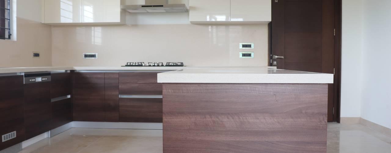 Latest Modular Kitchen designs by Hoop Pine by Hoop Pine Interior Concepts Modern