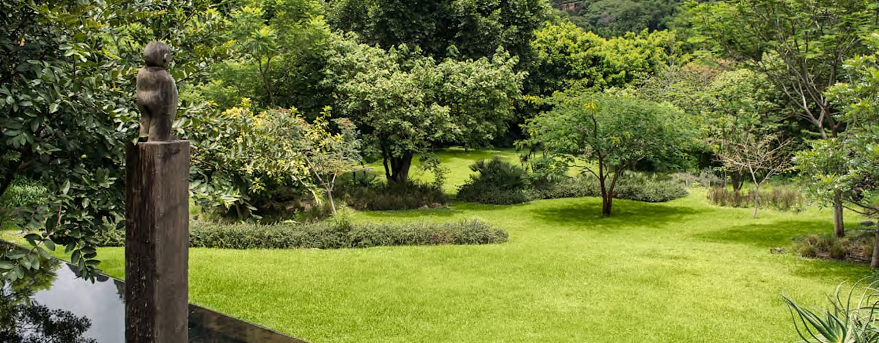 Jardín Tepozteco aplenosol Jardines rurales