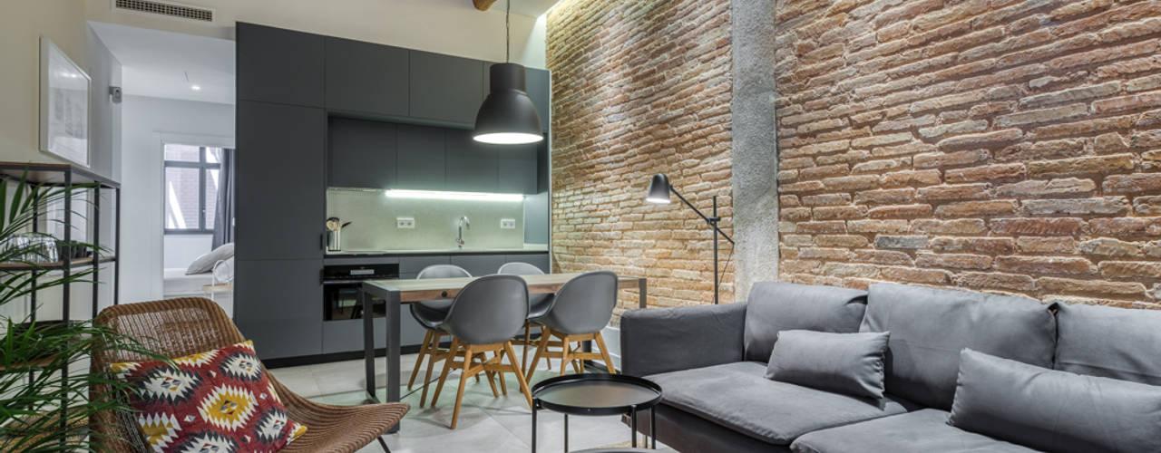 Fotografía profesional para inmobiliarias Carlos Sánchez Pereyra | Artitecture Photo | Fotógrafo Salones de estilo ecléctico