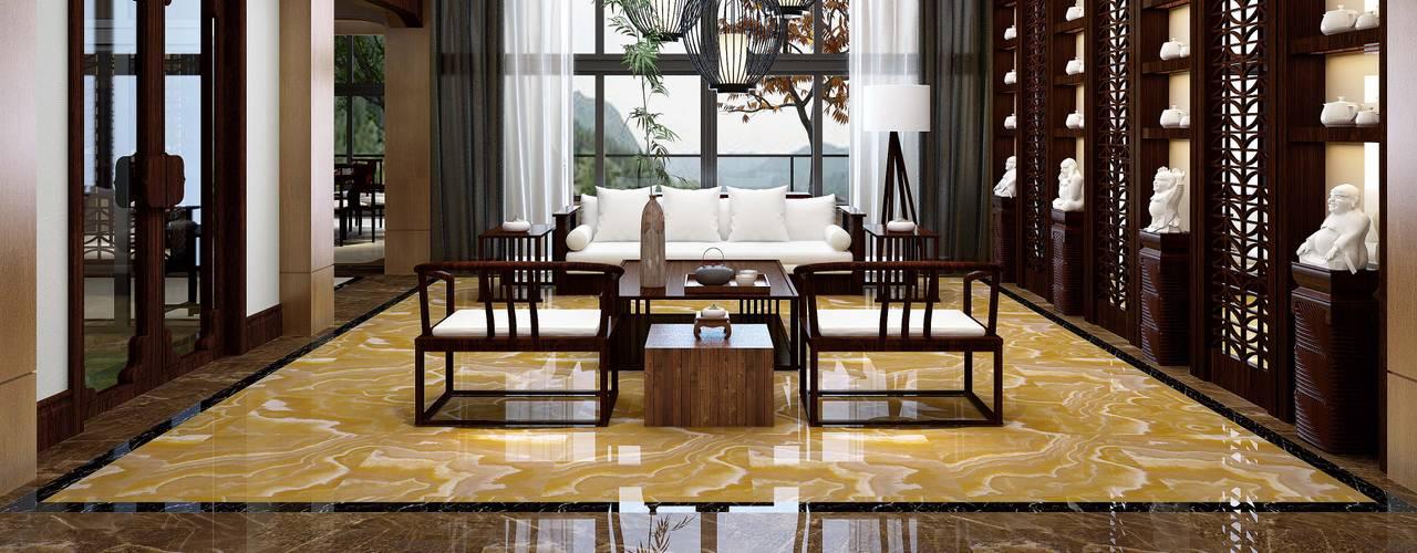 Marmor Fliesen Monostatos GmbH Moderne Hotels