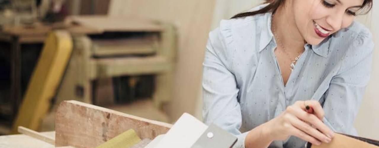 Home Reface Estudios y despachos modernos de HR® By Natalia Jiménez Moderno