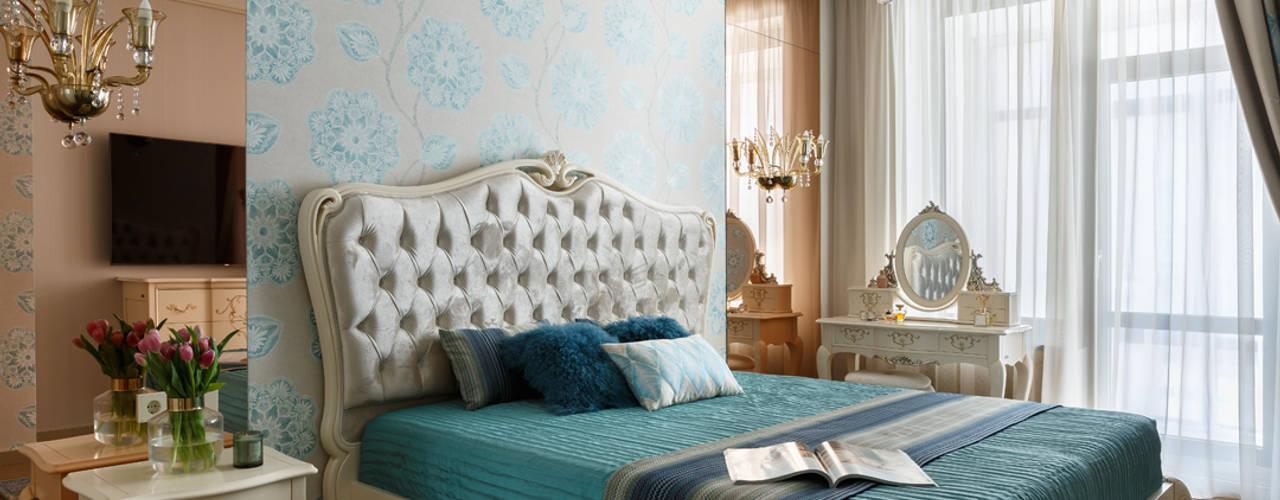 """La Dolce Vita"" Appartment in Saint Petersburg от MULTIFORME® lighting Классический"