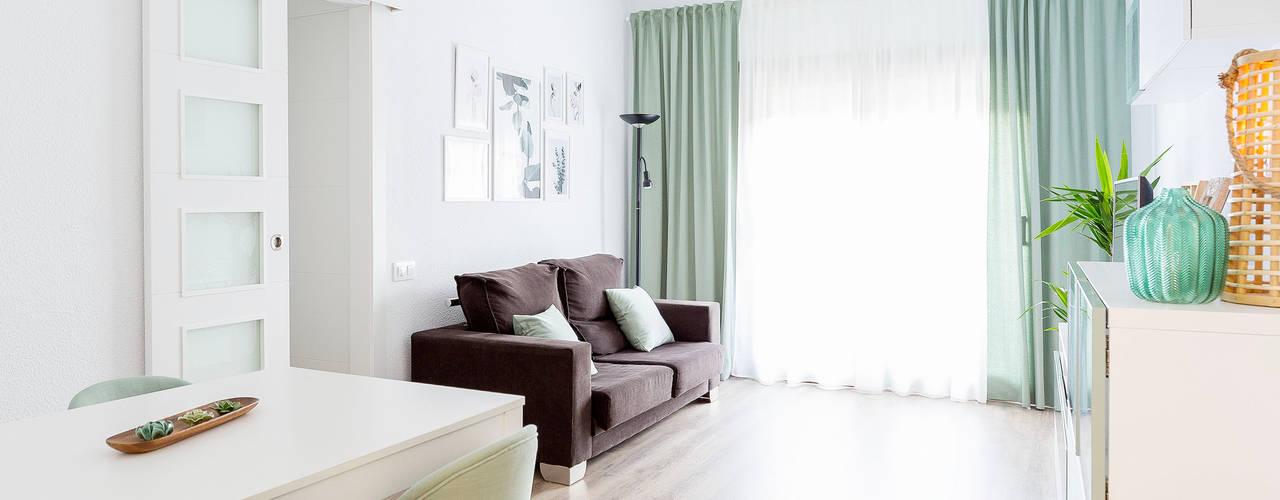 Proyecto Buenaventura Comedores de estilo moderno de Estudi Aura, decoradores y diseñadores de interiores en Barcelona Moderno