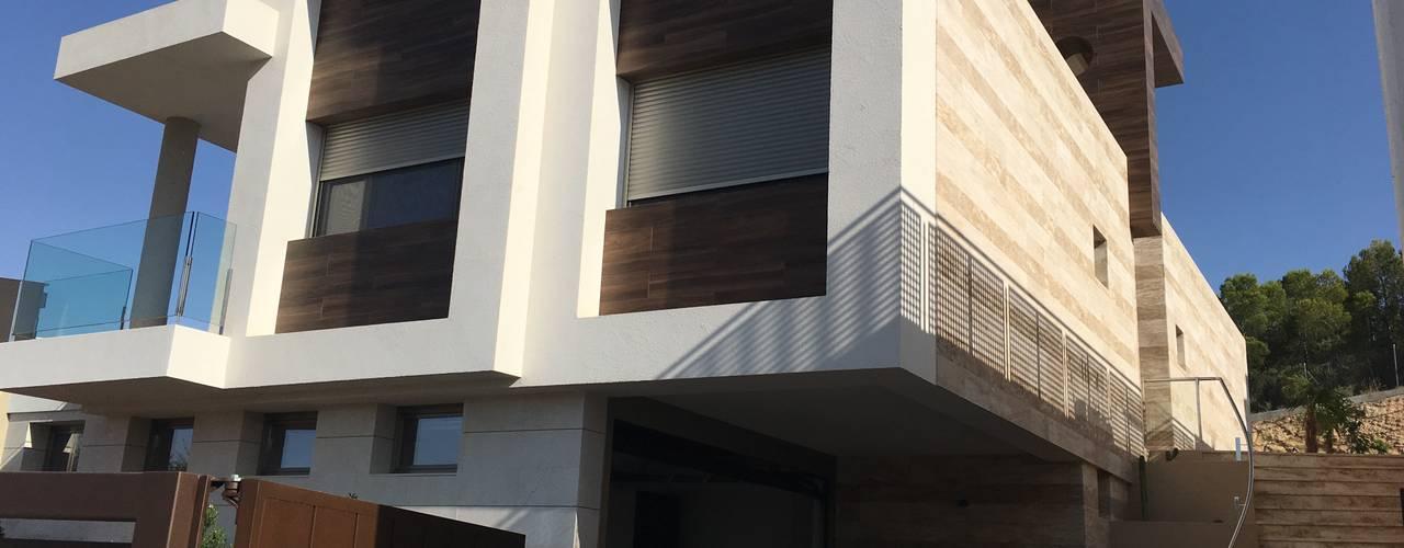 ANex de DYOV STUDIO Arquitectura, Concepto Passivhaus Mediterraneo 653 77 38 06 Moderno