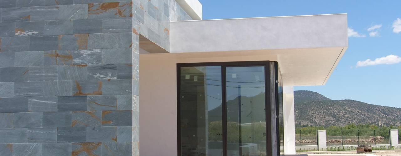 Tooth DYOV STUDIO Arquitectura, Concepto Passivhaus Mediterraneo 653 77 38 06 Villas Piedra Blanco