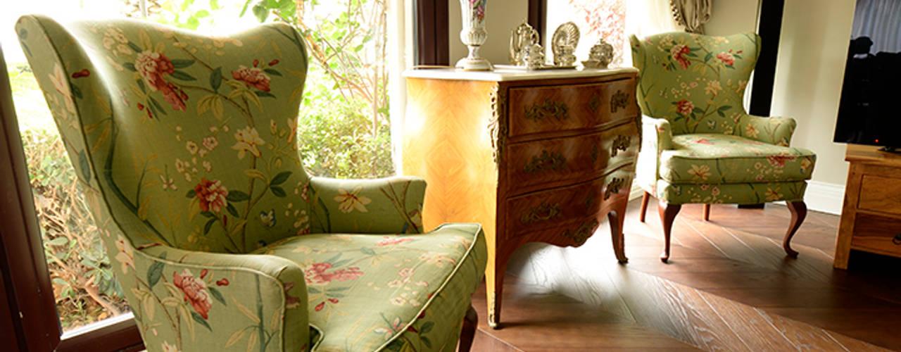 Göztepe Konut Klasik Oturma Odası Lantana Parke Klasik