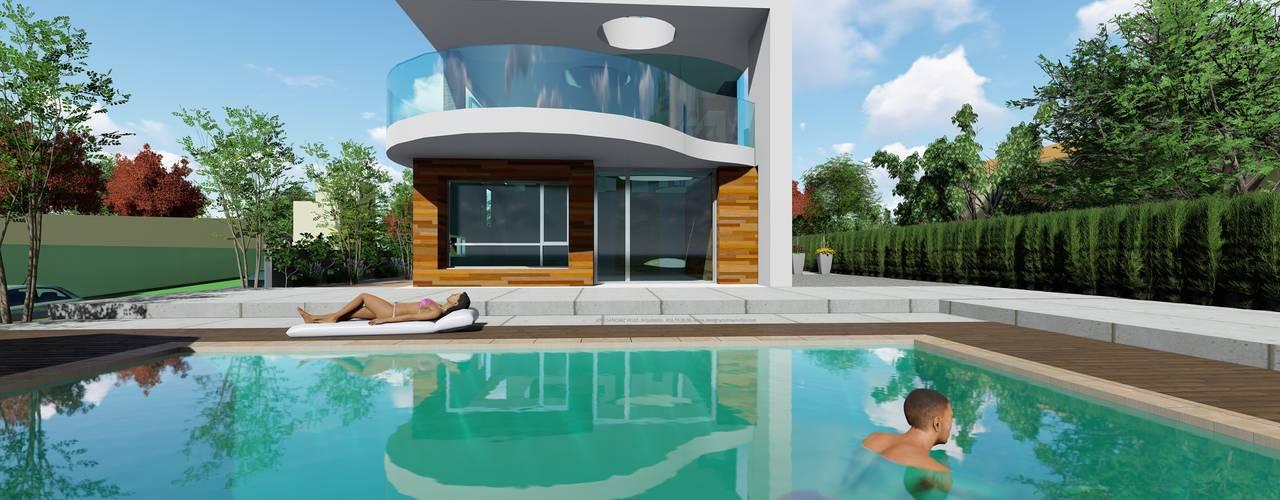 SALSU de DYOV STUDIO Arquitectura, Concepto Passivhaus Mediterraneo 653 77 38 06 Minimalista