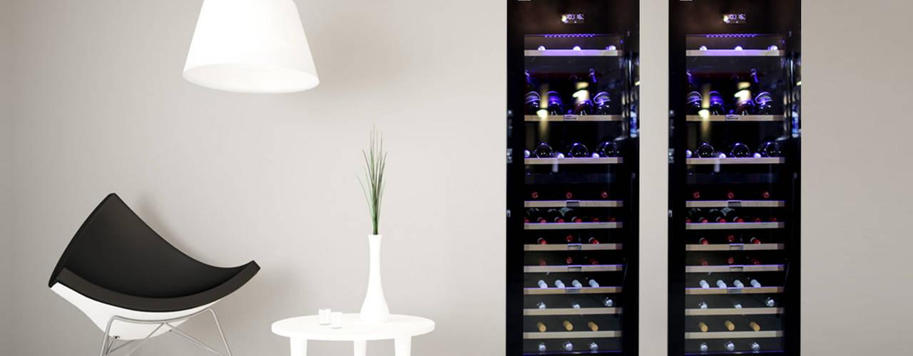 Cantinette Vino Linea Luxury Datron | Cantinette vino Cantina moderna