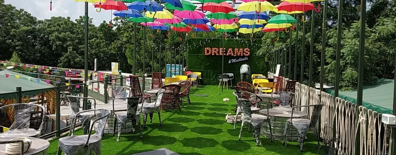 "Youths Happy Place ""DREAMS CAFE"" by Monoceros Interarch Solutions Asian"