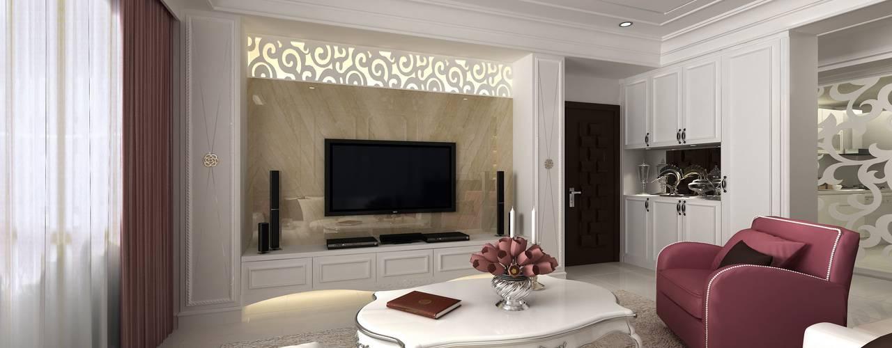 純淨潔白 新古典饗宴 根據 大棠室內裝修工程有限公司 古典風