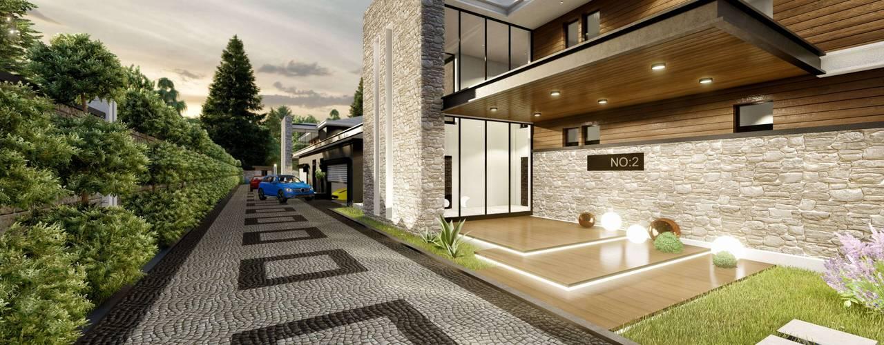 Ölmez Villaları ANTE MİMARLIK Modern