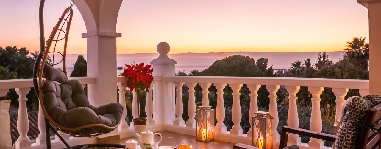 hotel boutique jazmines y moras DC PROJECTS Diseño de interior Málaga Hoteles de estilo moderno