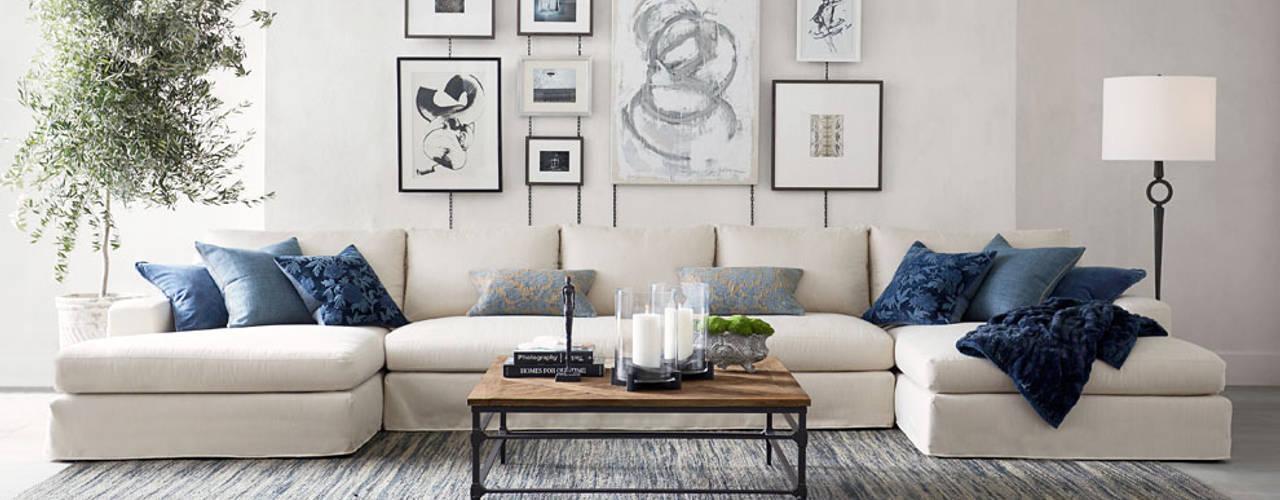 Diseño de Sala Tullpu Diseño & Arquitectura Salas modernas