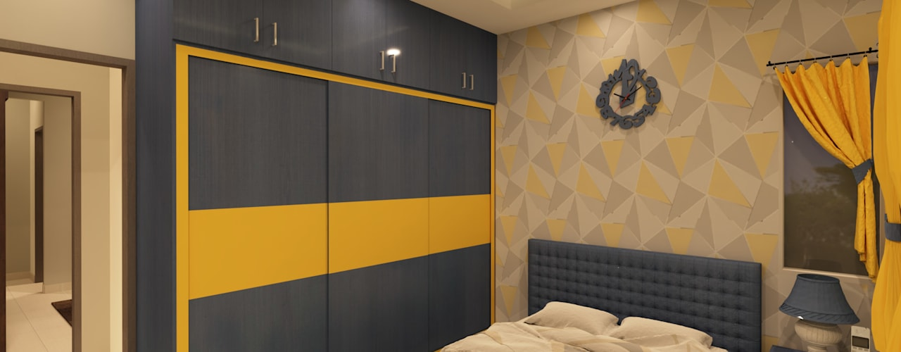 How to choose wardrobe designs for bedrooms