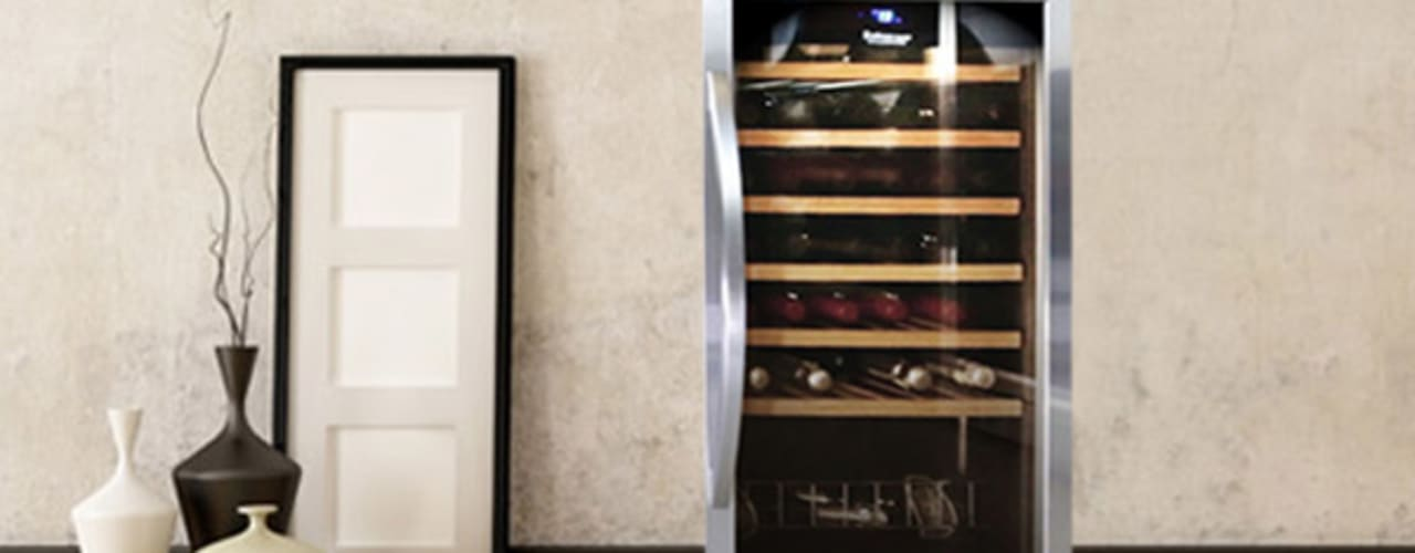 Idee Regalo Cantina moderna di Datron | Cantinette vino Moderno
