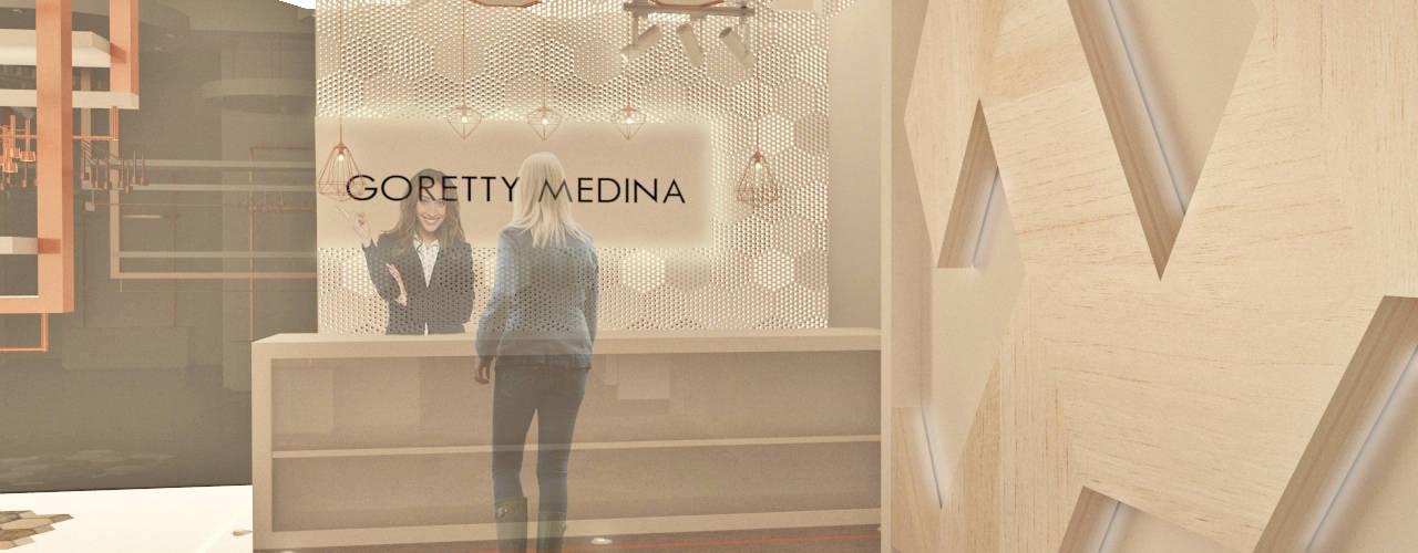 Boutique Goretty Medina Barranquilla de Cares Studio Minimalista