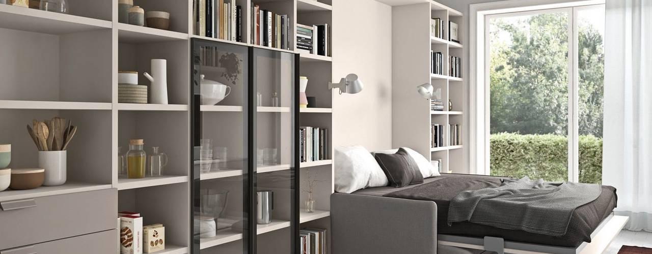 La prima casa di L&M design di Marelli Cinzia Moderno