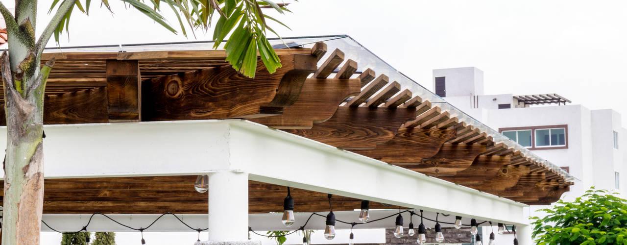 Boceto Arquitectos Paisajistas Modern garden