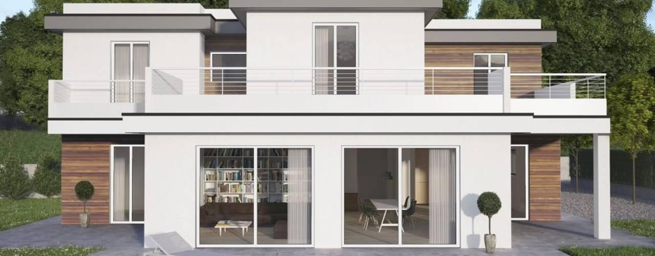 Feng Shui Studio 現代房屋設計點子、靈感 & 圖片