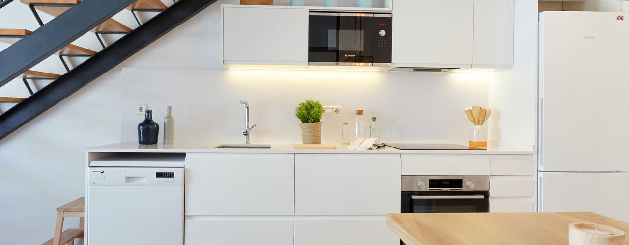 LOFT de Arquitectura d'Interiors-Isabel Roviralta Industrial