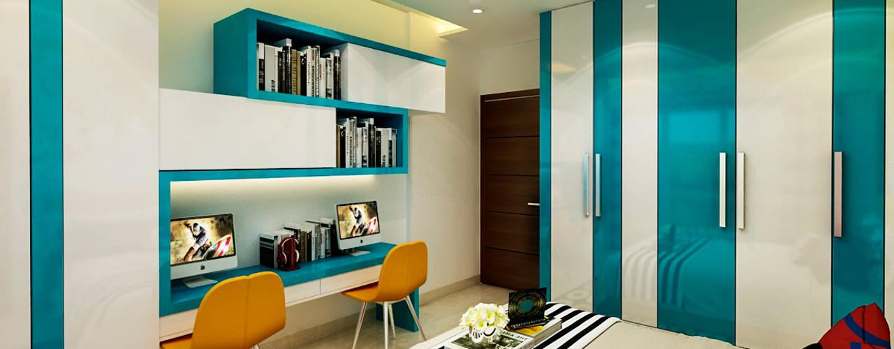 Time Residency Sec- 63 Gurgaon by Design Essentials Modern