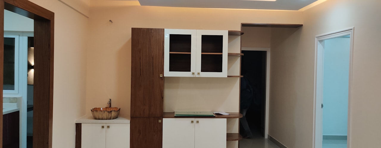 Stylish And Practical Interior Design For A Spacious Home In Bangalore Homify
