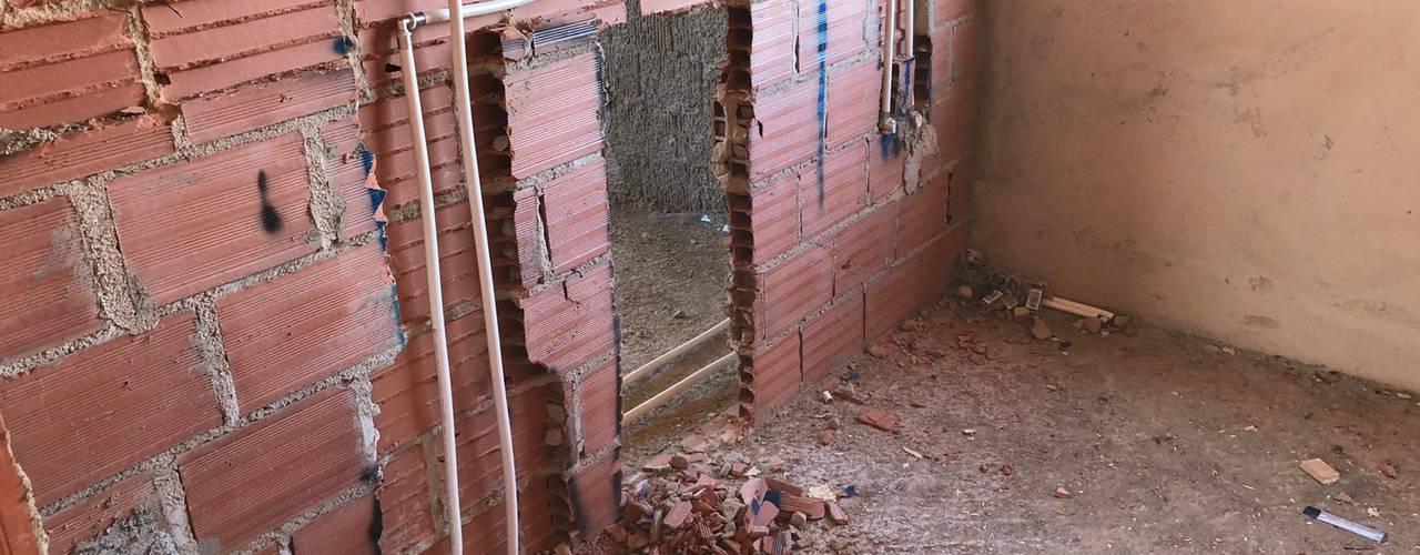 Construção de Raíz é a Nova Bola da Vez! Congrau Engenharia Paredes e pisos modernos