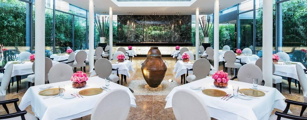 The Mandala Hotel, Berlin Moderne Gastronomie von M-Moebeldesign - Interior by BOCK Modern