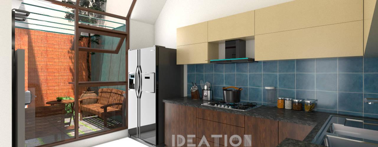 Villa Remodelling - Bangalore by Ideation Design Minimalist