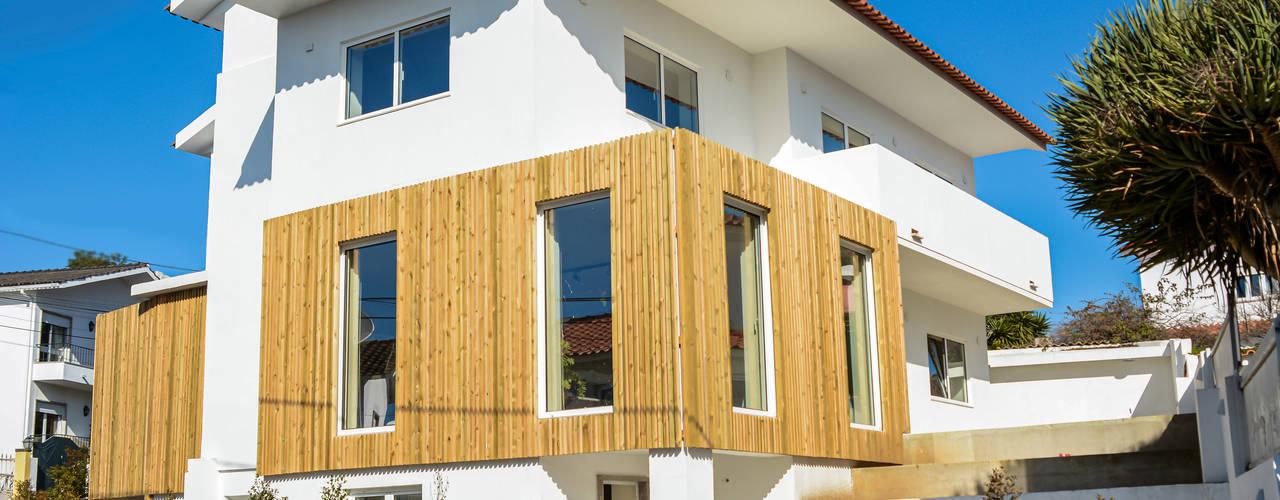 Tudo em Um – Conheça o que é uma remodelação completa! Congrau Engenharia Moradias Madeira Acabamento em madeira