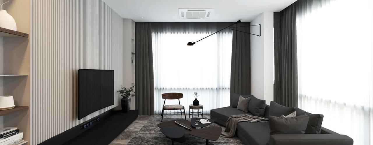 Aria Luxury Residence, KLCC by BOLDNDOT SDN BHD Modern