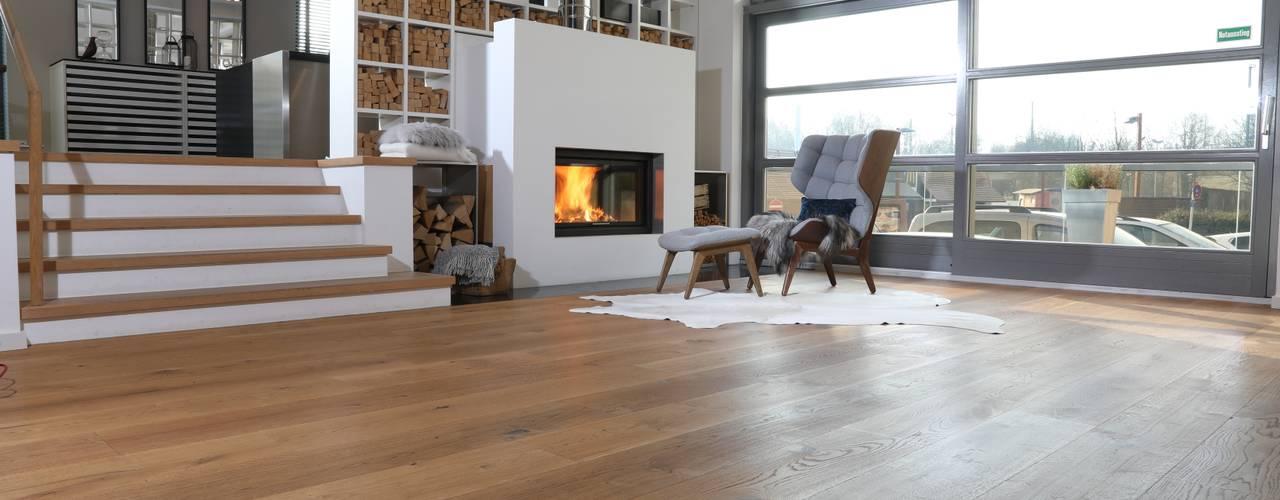Unsere Ausstellung in Essen-Steele von Parkett Strehl GmbH Landhaus