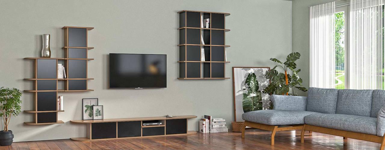 TV Möbel: modern  von form.bar,Modern