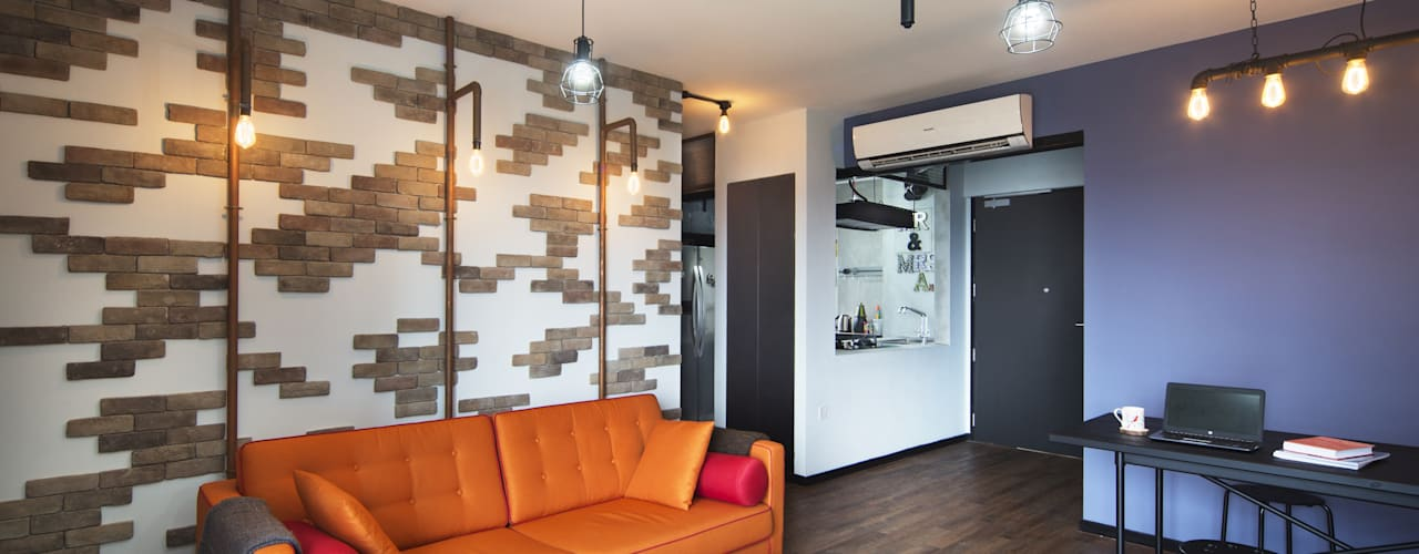 The Freshly Renovated City Apartment By Chapter 3 Interior Design Homify