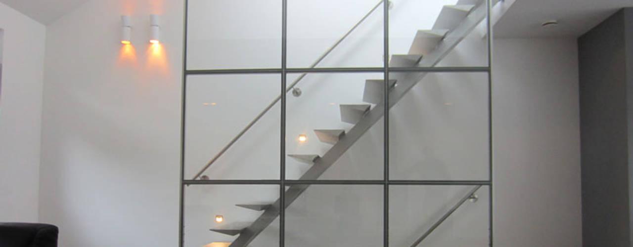woonhuis // Amstelveen van Studio FLORIS Modern