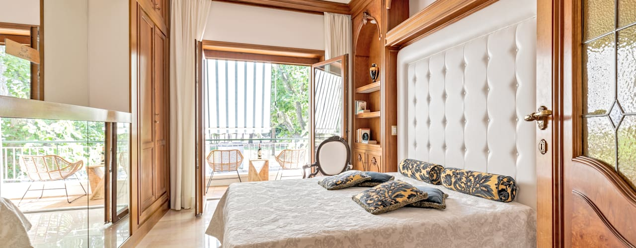 Casa vacanze Aurora - 90 MQ Camera da letto in stile classico di Dr-Z Architects Classico